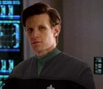 Matt Smith TNG uniform