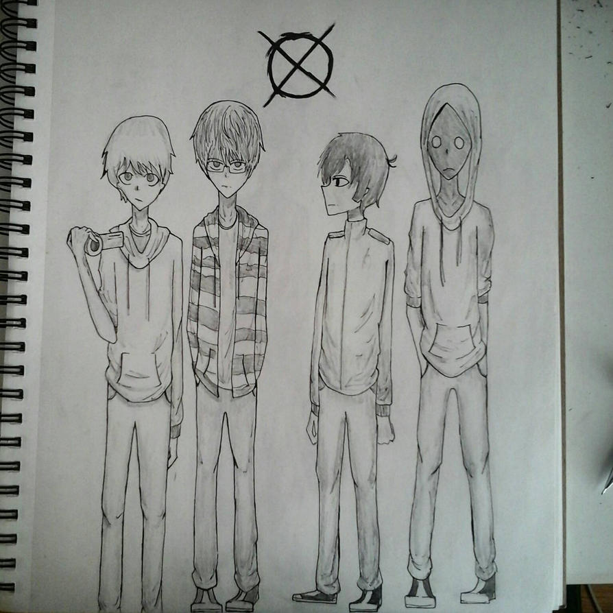 HAPPI BURFDUH MARBLE HORNETS by SarpooTheServant