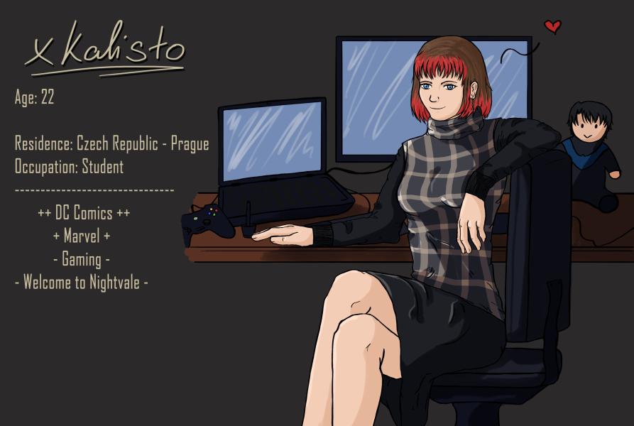 xKalisto's Profile Picture