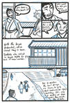Sugawara Duel Roulette Page 1 by AndMaybeASoda