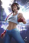 Sakura Kasugano 20 years after street fighter!