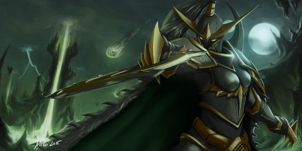 the warden by themimig