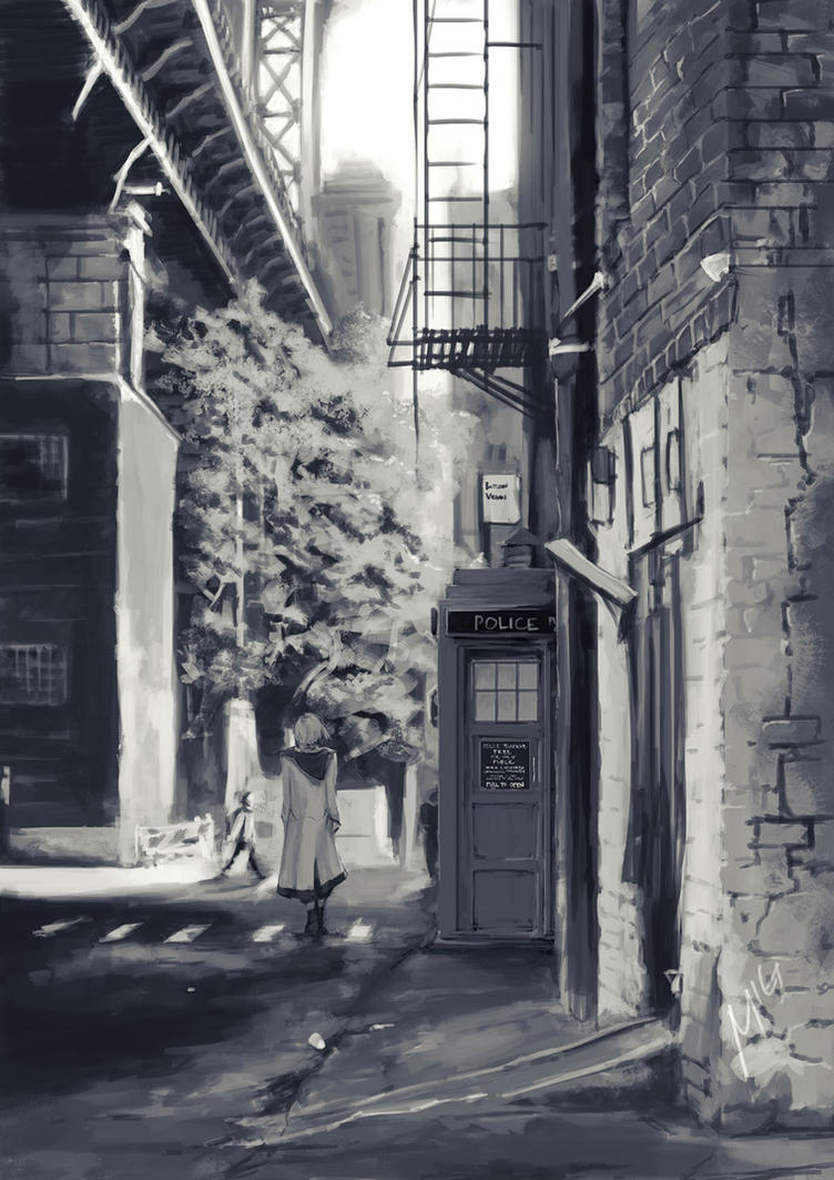 street photo study by themimig