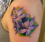 flowers tatt00