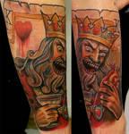king of the broken hearts