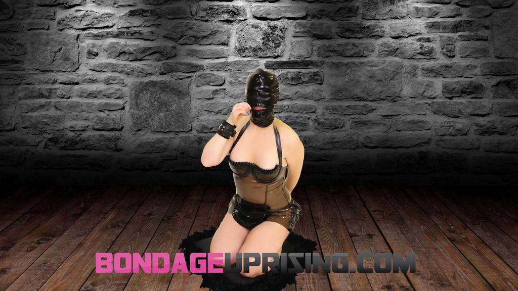 Spandex Slave Hood by subshopautumn