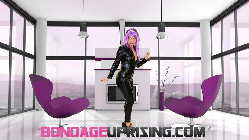 Fun with Catsuits and Wigs by subshopautumn