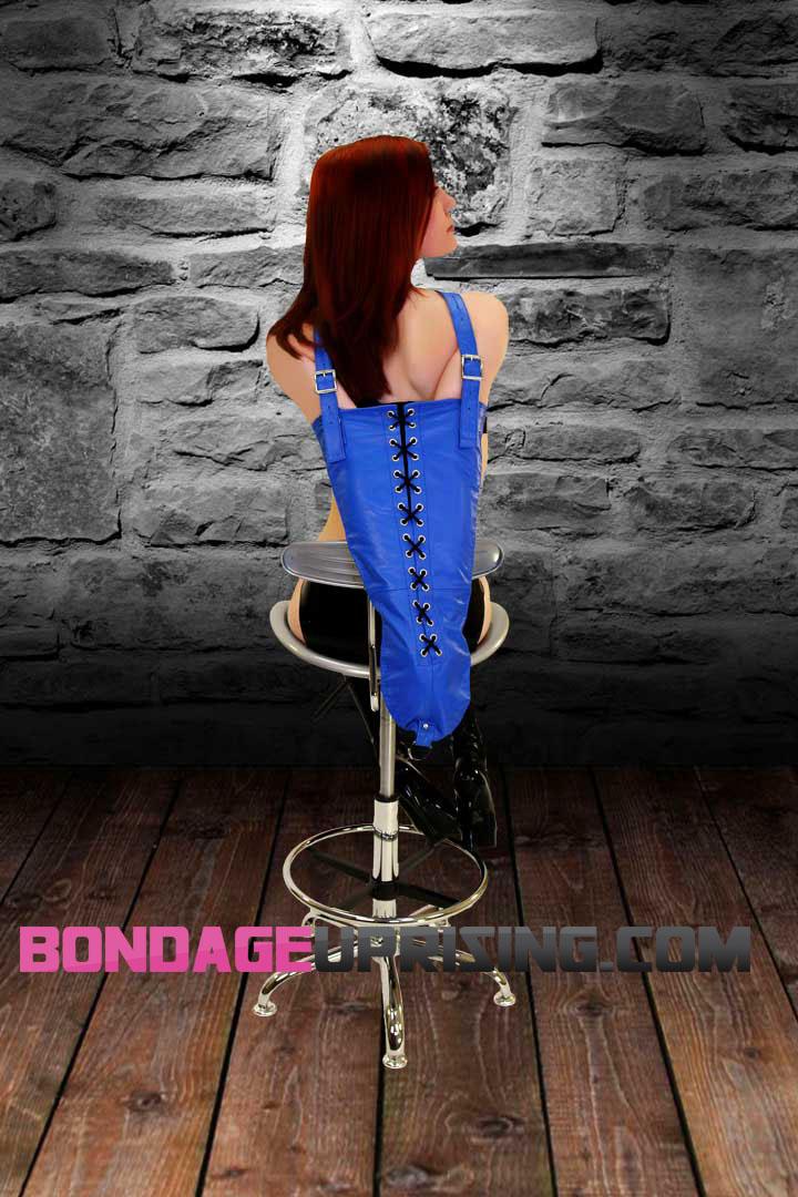 Blue Bondage Ambinder by subshopautumn