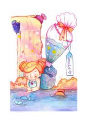 Candy Mermaid
