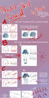 pleated-skirts - TUTORIAL