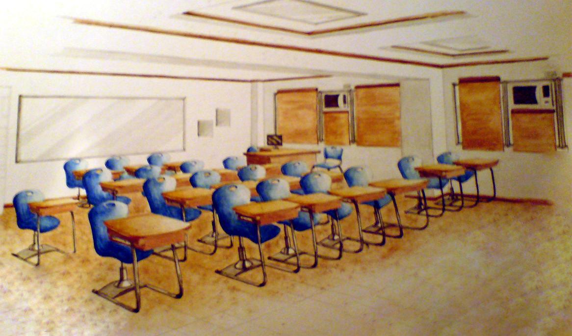 Classroom Design By Luirhys On Deviantart