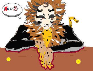 1st Try At A Rum Tum Tugger by Kabuki-Sohma