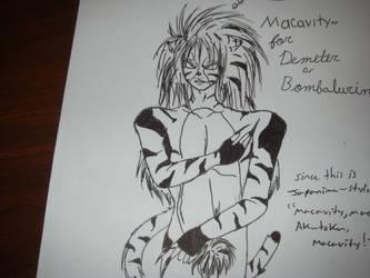 Macavity The Mystery Cat by Kabuki-Sohma