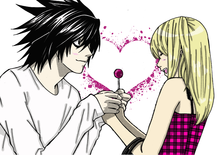 Death Note- Love At First Sight by Kabuki-Sohma