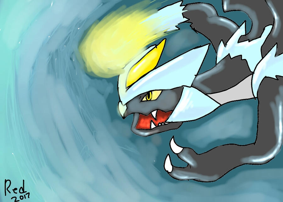how to catch kyurem in pokemon black
