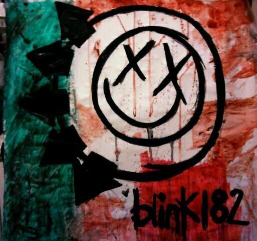 Blink 182 logo by AimonsAllyEncore