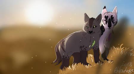 Run away buddies by Kotomu