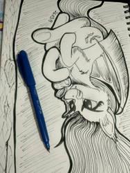 Just Flutterbat by TwilightWolf91