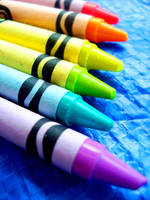 colors of crayons by michellemmassacre