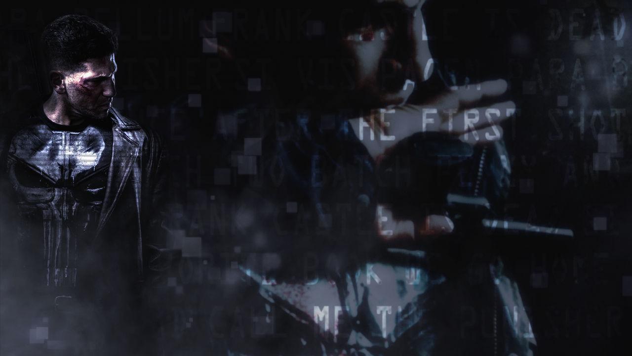 The Punisher Wallpaper By Lordvader9911 On Deviantart