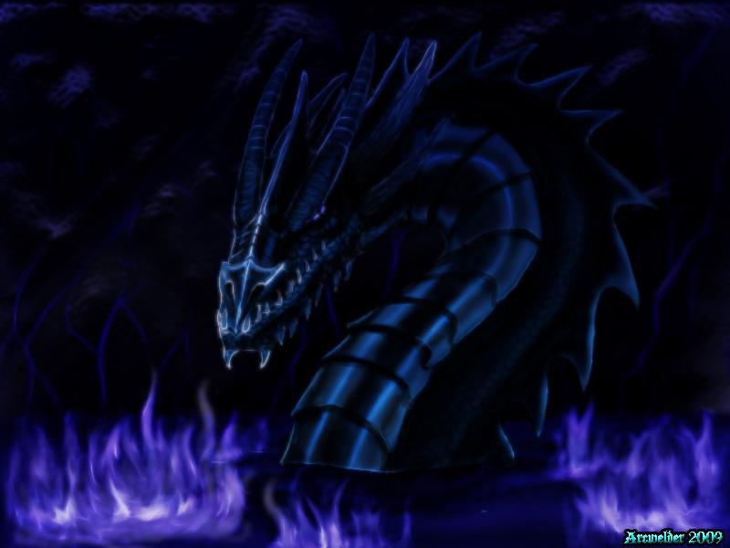 Frostfyre Wyrm v2 by Arcwelder1