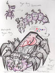 Semiweb, Melopede and Tarantunela (???)