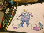 Mega Crabominable