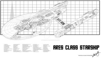 Ares Class by blackwaltz13