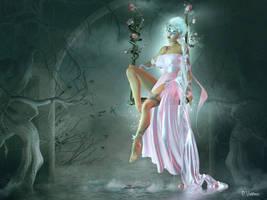 Dreaming Soul by Violetmoon-Art