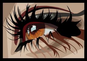 macro eye vector by seldom-sleeping