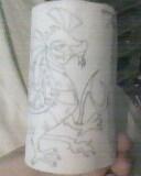 tattoo dragon by mor4674j