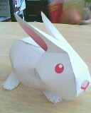 bunny rabbit by mor4674j