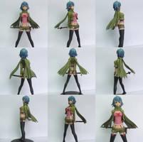Swords of Edo Figurine - Rei