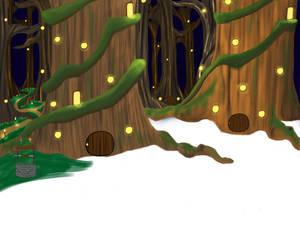 Tree House WIP