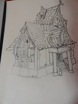 Gilneas Concept Art