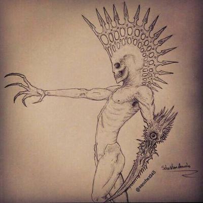 Mohawk Demon by Sanchez15