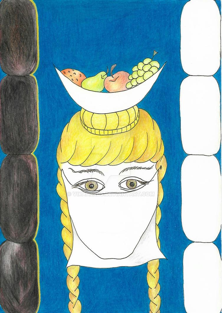 Female mystery by vikaherbs