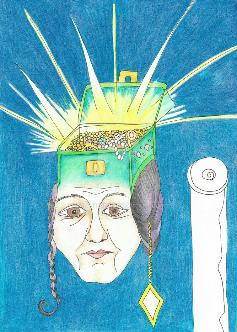 Open mind by vikaherbs