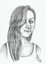 Sketch II by vikaherbs