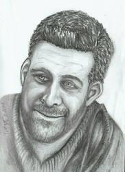 Male sketch by vikaherbs