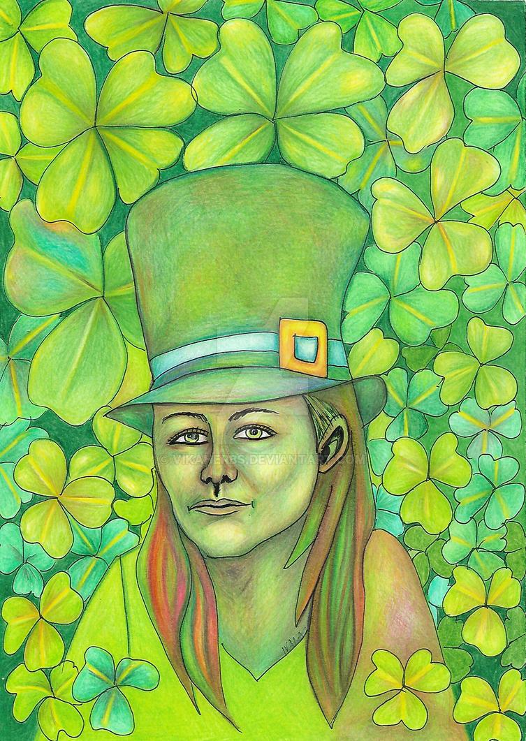 Happy St. Patrick's day! by vikaherbs
