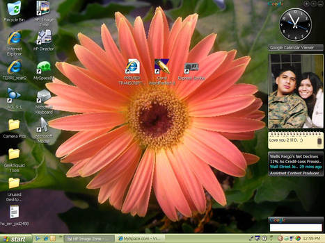Terri's desktop