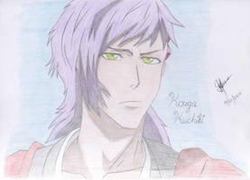 Kouga Kuchiki by PinkRose3101