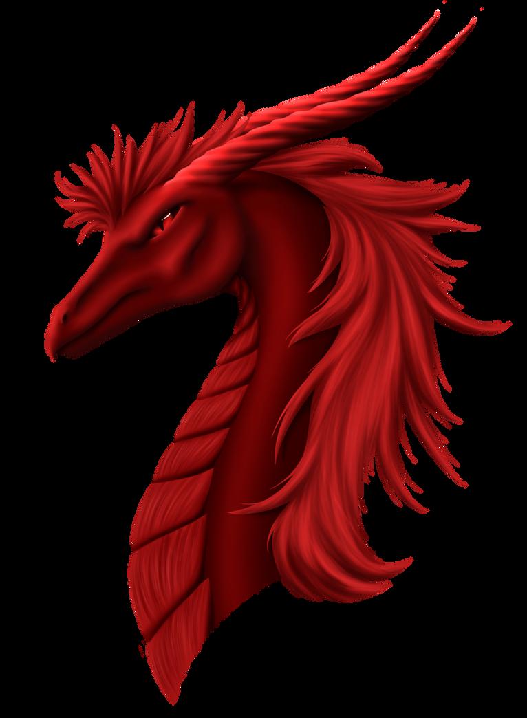 Red Dragon by PinkRose3101
