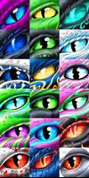 Dragon Eye Avatars
