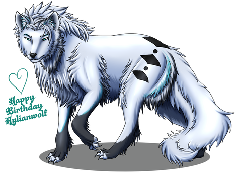 Hylianwolf -Gift-