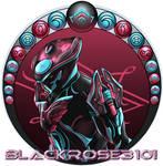 Warframe - Black Rose Frost