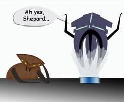 Ah yes, Shepard... by channet