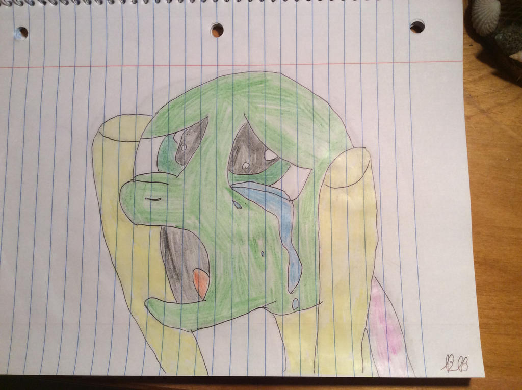 Fluttershy mask transformation part 5 by bsb15