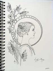 Lady Mary by Earendiel